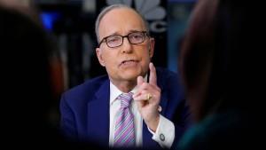 Ein TV-Kommentator wird Trumps neuer Wirtschaftsberater