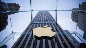 Apple bestellt weniger bei seinen Zulieferern