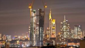Zinspause der EZB erwartet