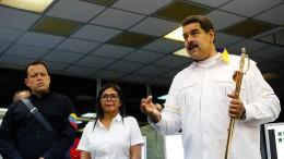 Washington und Moskau wollen über Venezuela sprechen