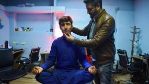 Afghanischer Sänger sieht aus wie Justin Trudeau