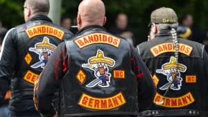 "Seehofer verbietet Rockergruppe ""Bandidos West Central"""