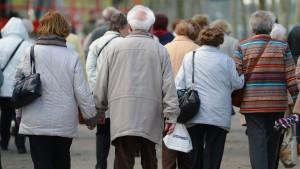 Scholz fordert stabiles Rentenniveau bis 2040