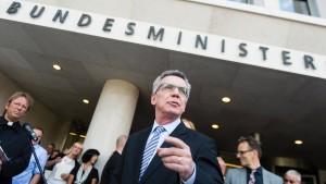 Innenministerium holt Berater für 85 Millionen Euro