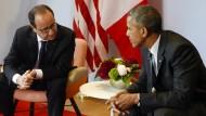 NSA soll Frankreichs Präsidenten ausspioniert haben