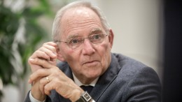 Schäuble soll Bundestagspräsident werden
