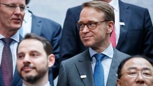 Es ist Zeit für Jens Weidmann