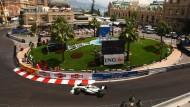 Anachronismus in Zeiten der Sicherheit: Der Grand Prix in den Straßenschluchten Monacos