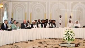 Deutschland verhandelt mit Taliban über Ausreisemöglichkeiten