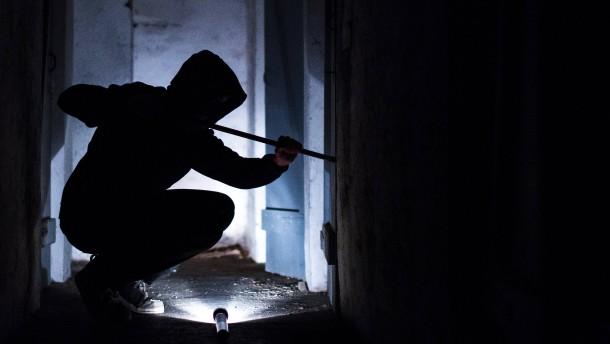 Angst vor Einbrechern allgegenwärtig