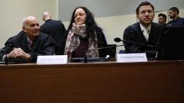 Zschäpe-Verteidiger fordern maximal 10 Jahre Haft