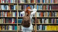 """Leselust: In Frankfurt findet am Wochenende die Buchmesse """"069"""" statt. (Symbolbild)"""