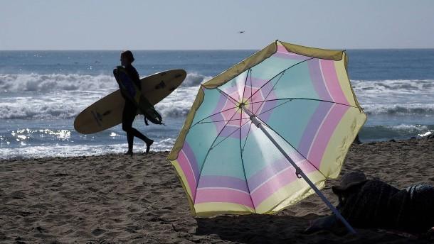 Kalifornien verbietet Rauchen am Strand