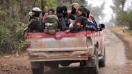 Rebellen starten Großoffensive in Aleppo