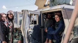 Selfies mit den Taliban