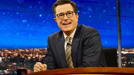 Stephen Colberts über 102 Tage Präsident Trump