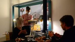 Hotel in Brüssel wird zum corona-sicheren Restaurant