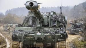 Amerika prüft angeblich Truppenabzug aus Deutschland