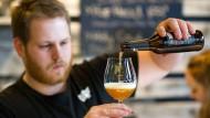 Alternative zum Massenprodukt: Craft-Biere werden immer beliebter.
