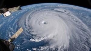 "Hurrikan ""Florence"" wird schwächer"