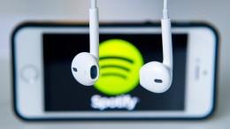 Musik-Streaming ist auf dem Vormarsch