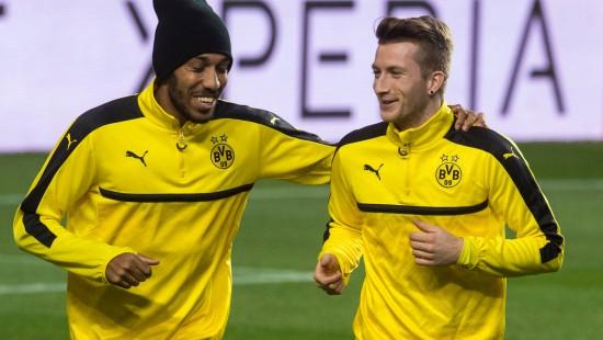 Dortmund hofft auf Erfolgserlebnis in Lissabon