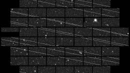 Astronomen in Sorge