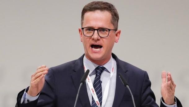 Linnemann wäre für Minderheitsregierung von CDU und CSU
