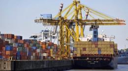 Deutschland exportiert so viel wie noch nie