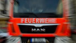 Feuerwehr räumt mehrere Häuser in Offenbach wegen Gaslecks