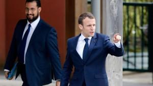 Macron verspielt Vertrauen