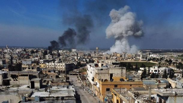 Türkei fordert Nato-Beistand nach Tod von Soldaten in Syrien