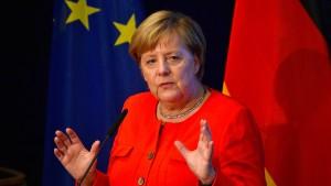 Merkel will für Vorsitz antreten