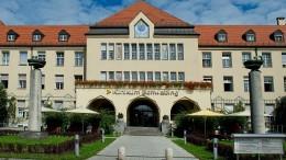 Gast aus China soll Patienten in Bayern infiziert haben