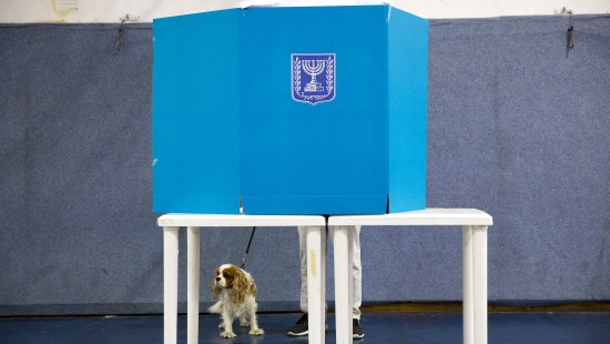 Kopf-an Kopf-Rennen zwischen Netanjahu und Gantz