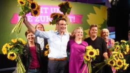 Höhenflug für die Grünen in Bayern