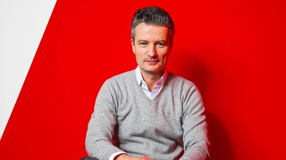 Tim Schiffers ist Geschäftsführer der Parship-Group