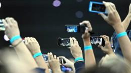 Deutscher Smartphone-Markt trotzt globalem Trend