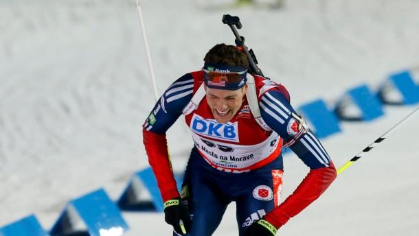 biathlon wm burke l sst sich inspirieren wintersport faz. Black Bedroom Furniture Sets. Home Design Ideas
