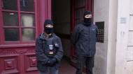 Großeinsatz der Polizei nach Verbot von Moschee-Verein