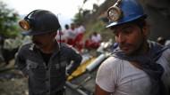 Dutzende Kumpel sterben bei Explosion in Kohlebergwerk