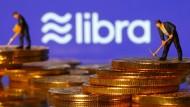 Das Finanzministerium will Libra blockieren.