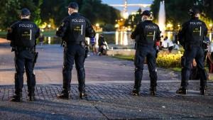 Für Frieden in Stuttgarts guter Stube