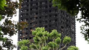 Erst 21 Tote nach Londoner Hochhausbrand identifiziert