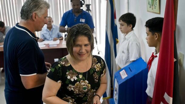 Kuba bekommt eine neue Verfassung