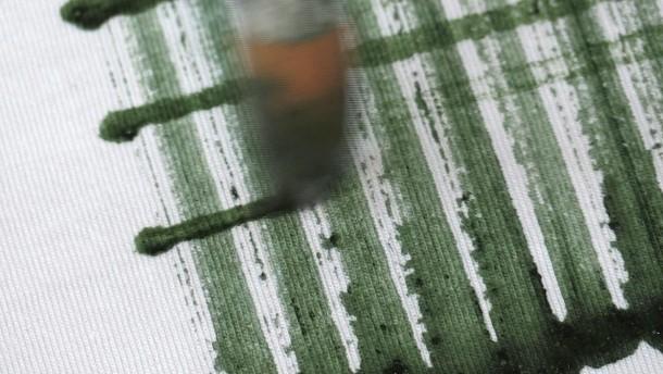 Algen als Farbstoff für Kleidung