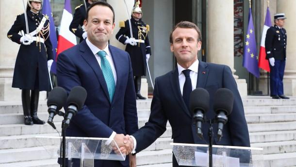 Macron kritisiert weitere Brexit-Verschiebung