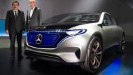 Daimler beschleunigt Ausbau des Elektroauto-Angebots