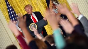 Deutsche Welle ehrt Korrespondenten im Weißen Haus