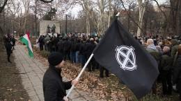 Ungarn – Wallfahrtsort deutscher Neonazis?